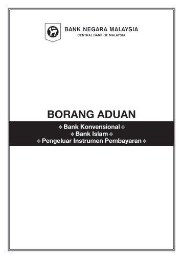 Muat turun borang aduan BNM - Banking Info