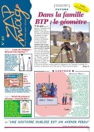 zap mag n° 63.qxp - (CRIJ) Limousin