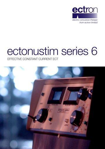 Ectonustim Product Brochure - Ectron
