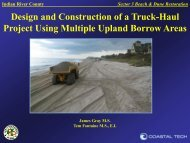 Design and Construction of a Truck-Haul Project Using ... - fsbpa