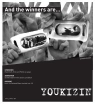 And the winners are... - Youki