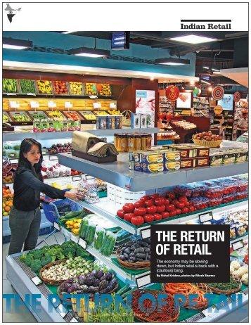 Indian Retail - Mirae Asset Financial Group