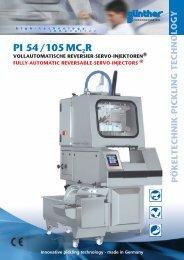 FL PI 54-105 DEUENG - Stone Food Machinery