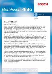 Diesel OBD / AU