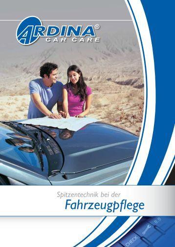 Fahrzeugpflege - ARDINA Car Care