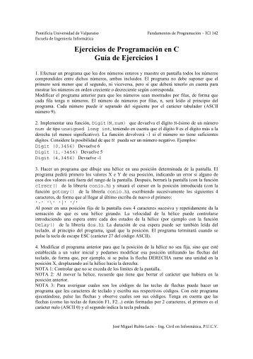Guia 1 - Escuela de Ingeniería Informática