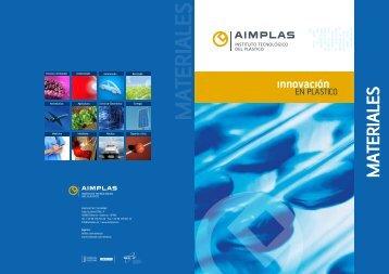 MATERIALES - Aimplas