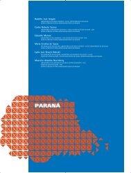 PARANÁ - Ministério do Meio Ambiente