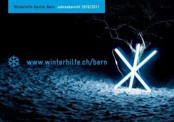 2010/2011 (PDF) - Winterhilfe Schweiz