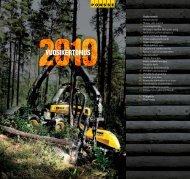 Ponsse Oyj_Vuosikertomus 2010