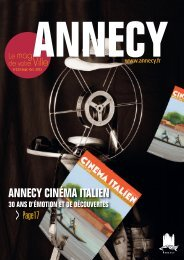 Magazine 223-septembre-octobre 2012 - Annecy