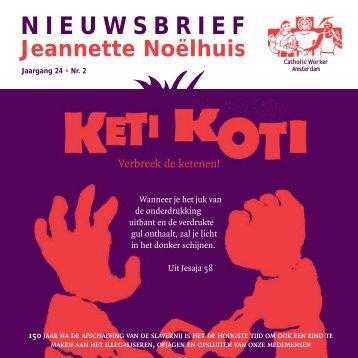Jaargang 24 • Nr. 2 - Het Jeannette Noëlhuis - Antenna