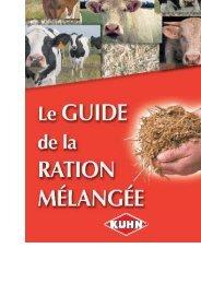 Guide de la Ration Mélangée - Kuhn.com