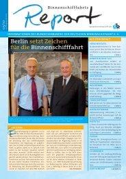 Berlin setzt Zeichen für die - Bundesverband der Deutschen ...