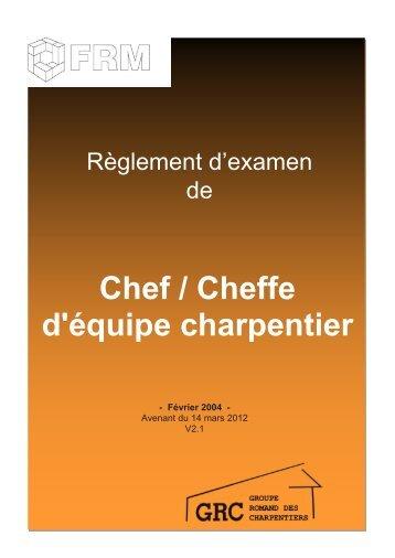 Règlement février 2004.pdf - FRM