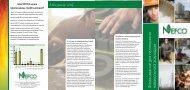Фінансаванне для паляпшэння навакольнага асяроддзя - Nefco