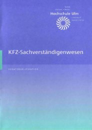 Broschure-2012_dl.pdf (2MB) - Hochschule Ulm