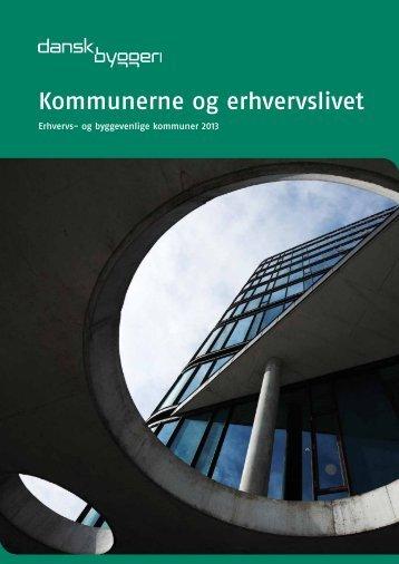 Læs analysen og se kommunernes placering på s ... - Dansk Byggeri