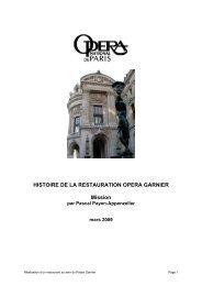 Mission_Opera_Garnie.. - L'Opera Restaurant