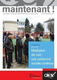 n°9 mars/avril 2011 - Ville de Creil