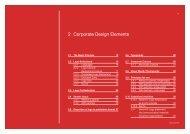 2 Corporate Design Elements
