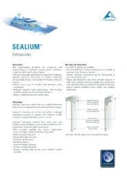 Selium Extrusions Leaflet - Ullrich Aluminium