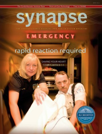 synapse - The Chester County Hospital