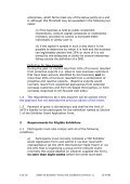 UKTI SUPPORT SCHEME FOR OVERSEAS EXHIBITIONS TERMS ... - Page 5