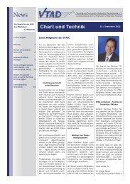 VTAD News September 2012 - Vereinigung Technischer Analysten ...