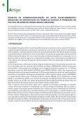 desafios da internacionalização do setor sucro ... - Sucre Ethique - Page 6