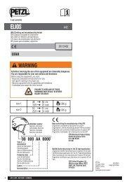 WARNING - Rescue Response Gear