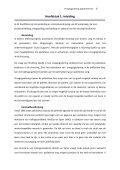 Vroegsignalering in de palliatieve fase bij zorgvragers in de thuiszorg - Page 6