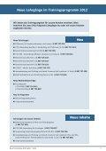 Schulungsprogramm 2012 für Kraftfahrzeug-Technik NEU! - Seite 7