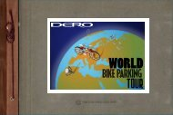 Bike Parking - Dero Bike Rack Inc.