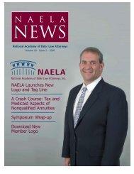 NAELA News - National Academy of Elder Law Attorneys