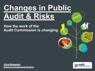 Changes in Public Audit & Risks - Eurorai.org