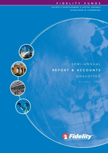 semi-annual report & accounts unaudited - Under Construction Home