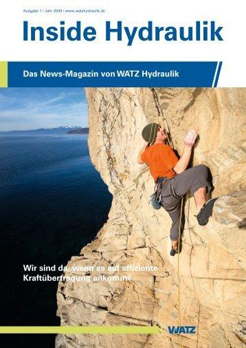 Inside Hydraulik - Watz Hydraulik GmbH