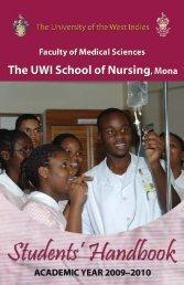 Students Handbook 2009-2010 - Uwi.edu