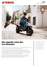 Die Legende unter den Fun-Scootern.