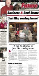 A trip to Kliney's is 'just like coming home' - The Express