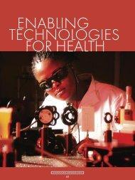 enabling technologies for health - CSIR
