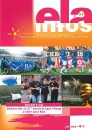 ELA Infos n°54 – juin 2006