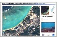 Satellite Image Map 2 - University of Guam Marine Laboratory