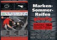 KFZ-Service vom Fachmann - Reifen Herl