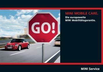 MINI Mobile Care.