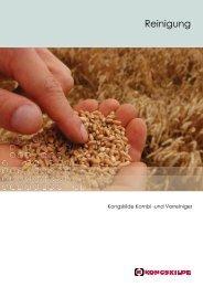 Deutsch - Effiziente Reinigung und Sichtung (1,10 MB) - Kongskilde