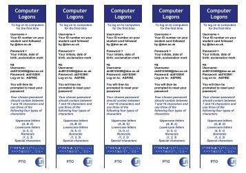Computer Logons Computer Logons Computer Logons Computer ...