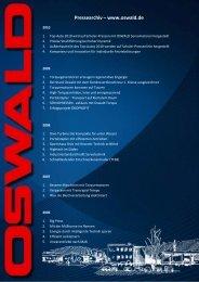 Pressearchiv – www.oswald.de - Oswald Elektromotoren GmbH