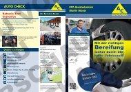 Elektronik Motordiagnose HU (m. integr. AU) - Kfz-Meisterbetrieb ...